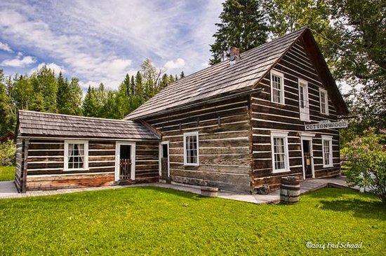 Cottonwood House Historic Site