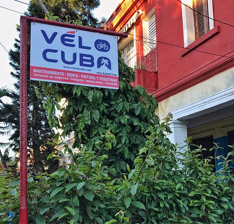 Velo Cuba