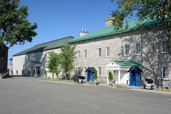 Residence of the Governor General at the Citadelle