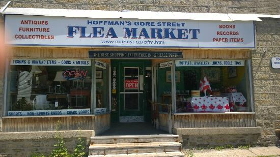 Gore St. Flea Market