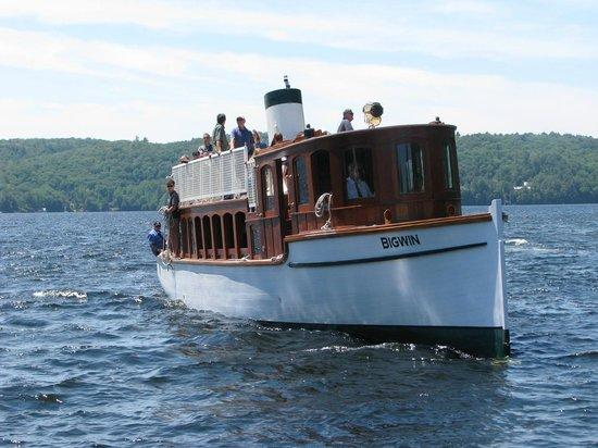 Lake of Bays Marine Museum and Navigation Society
