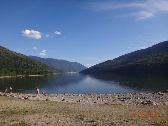 Martha Creek Provincial Park