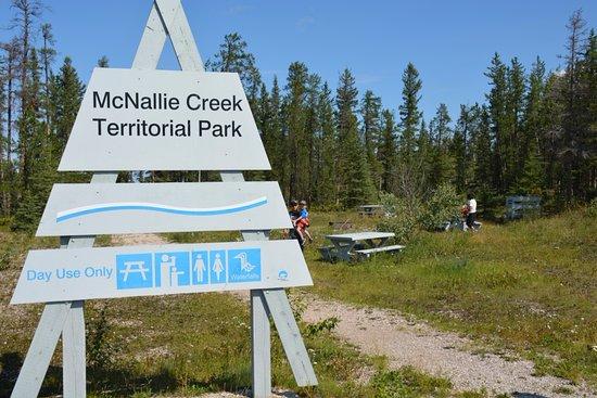 McNallie Creek Falls and Territorial Park