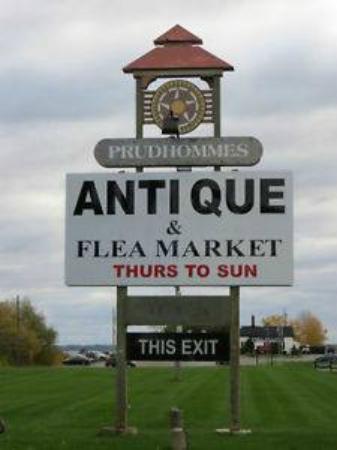 Prudhommes Antique and Flea Market