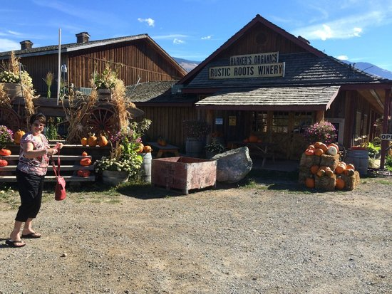 Rustic Roots Winery