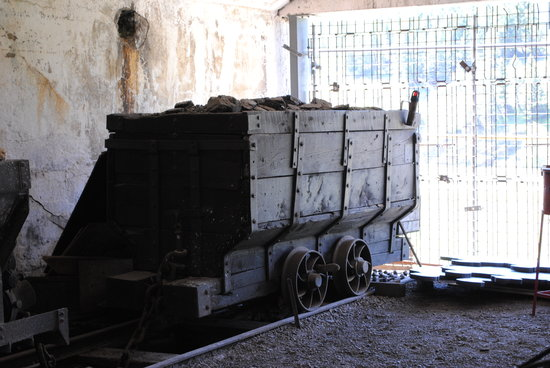 Bellevue Underground Mine