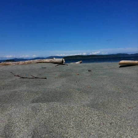 Sidney Spit Marine Park
