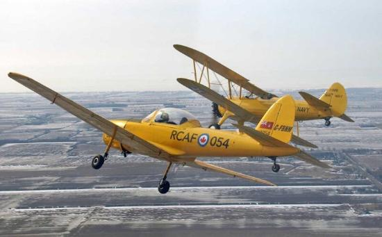 Canadian Historical Aircraft Association