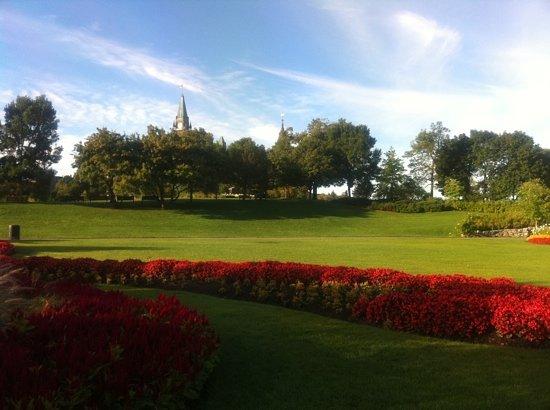 Major's Hill Park