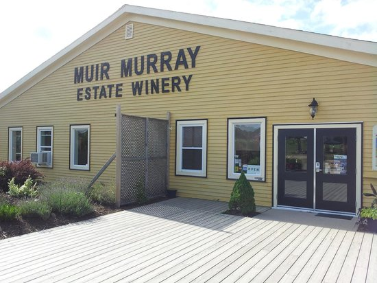 Muir Murray Estate Winery