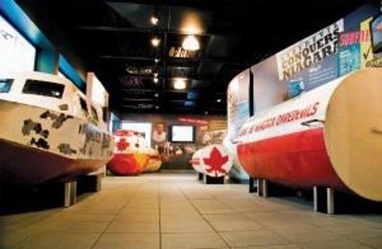 Niagara Daredevil Exhibit