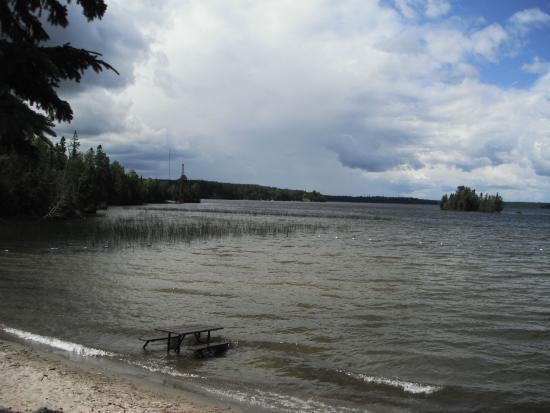 Sandbar Lake Provincial Park