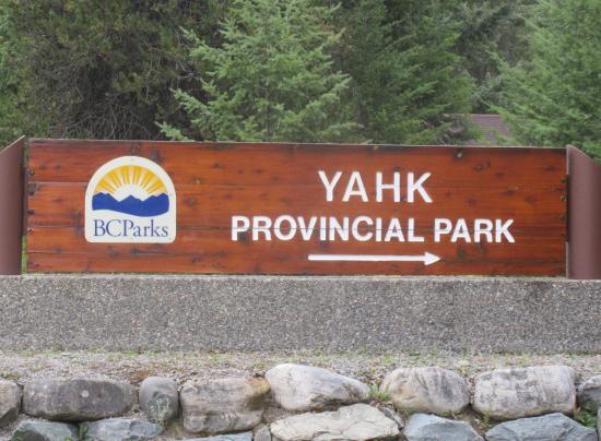 Yahk Provincial Park