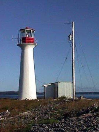 Eddy Point Lighthouse