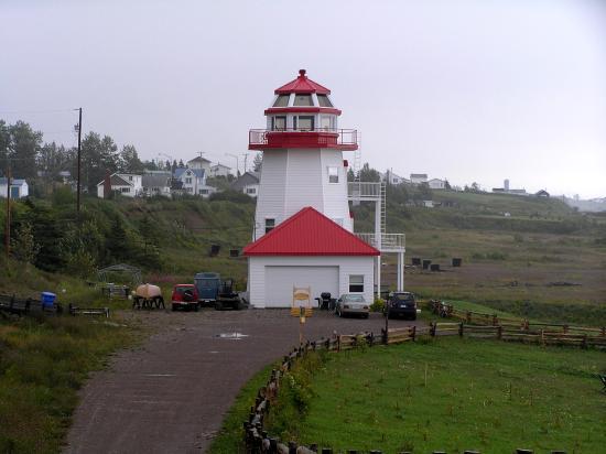 Cap Blanc Lighthouse