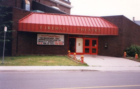 Firehall Theatre