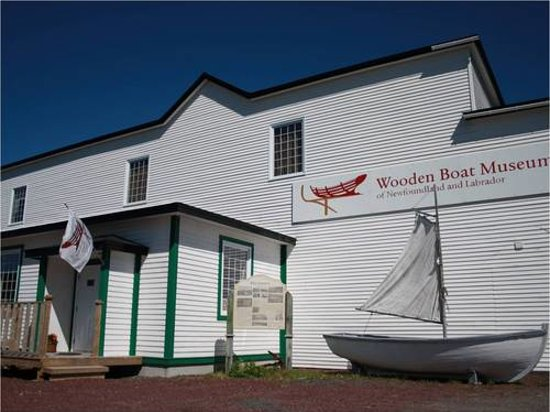 Wooden Boat Museum of Newfoundland and Labrador