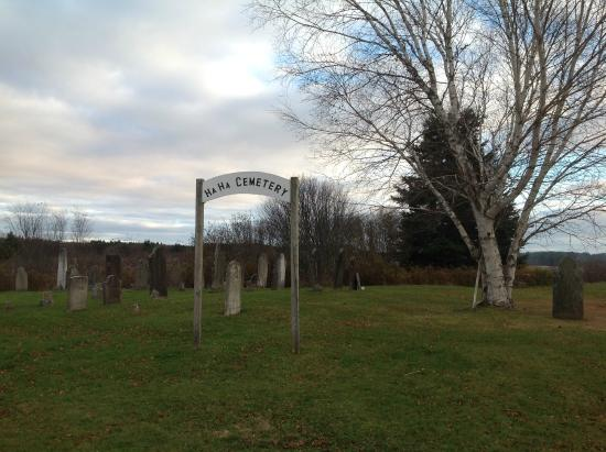 Ha Ha Cemetery