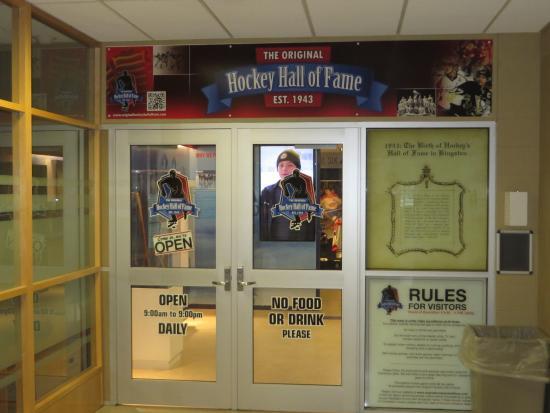 International Hockey Hall of Fame