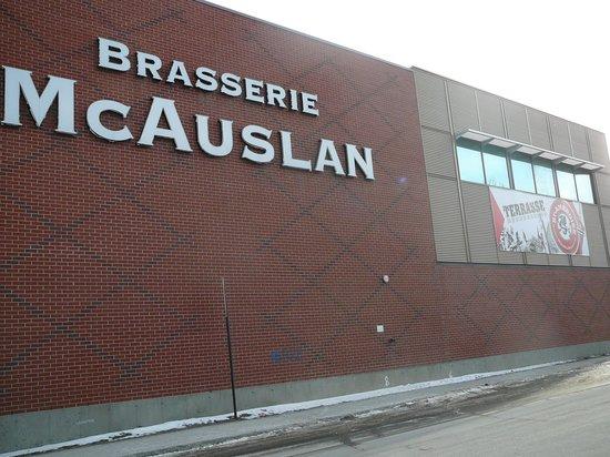 McAuslan Brewing