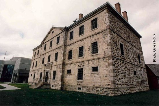 Old Jail of Trois-Rivieres