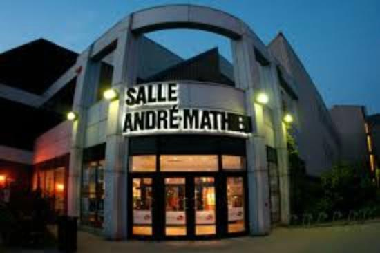 Salle Andre-Mathieu