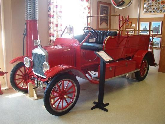 Firefighters' Museum of Nova Scotia