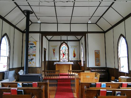 St Saviours Anglican Church