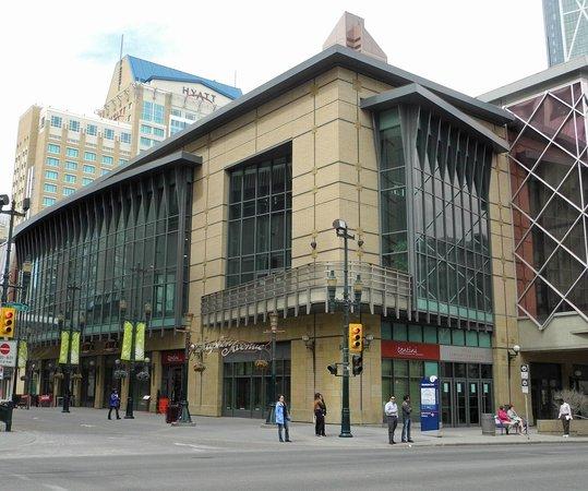 TELUS Convention Centre