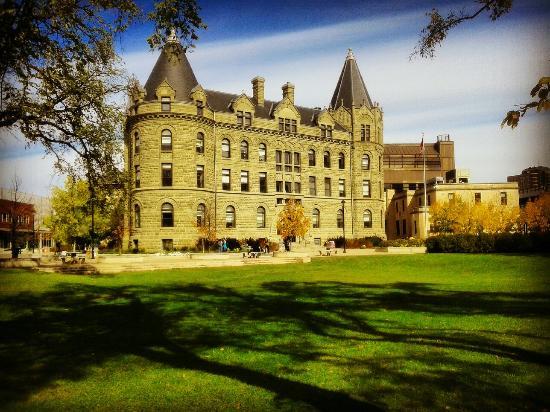 University of Winnipeg