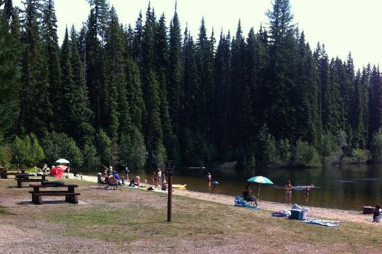 Nancy Greene Provincial Park