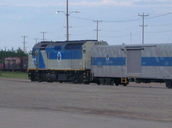 Quebec North Shore and Labrador Railway
