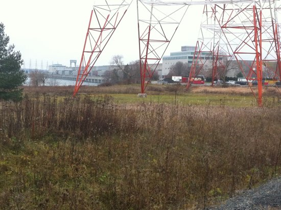 St Lawrence Power Development Visitor Centre