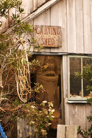 Henry's Carving Shed